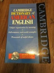Dicionário Cambridge inglês inglês