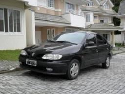 Megane 2.0 RXE 8V Gasolina 4 P Manual 98