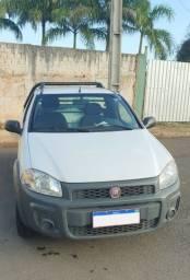 Fiat Strada 2018 Cabine Simples *COMPLETO*