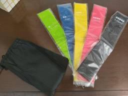 Kit mini band Fitas elásticas para exercicios físico
