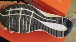 Tênis Nike Quest 3 Masculino Preto+Branco Tam.42