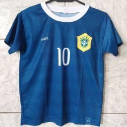 Título do anúncio: Camiseta do Brasil