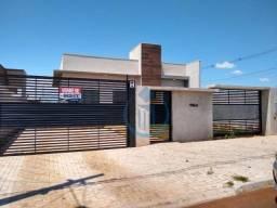 Casa com 2 dormitório à venda, 57 m² por R$ 280.000 - Jardim das Oliveiras II- Foz do Igua
