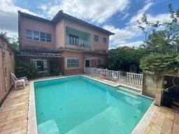 Sobrado com 5 dormitórios para alugar, 416 m² por R$ 8.000/mês - Vila Paulista - Cubatão/S