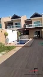 Casa duplex com 3 suítes, no Mansões Dubê, Eusébio