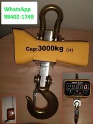 Balança Digital de Gancho 3000Kg + Controle [Nova]