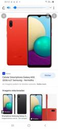 Título do anúncio: Ao2 Samsung 32 gigas