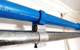 Tubulação de ar comprimido - PPR e alumínio