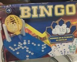 Título do anúncio: Bingo estrela novo na caixa