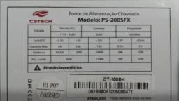 Fonte C3-Tech Ps-200SFX 200W