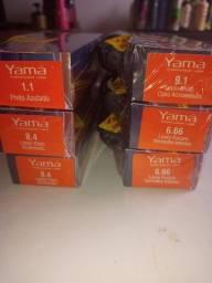 Título do anúncio: Lote 6 tonalizantes yama profissional