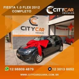 Fiesta 1.0 Flex Completo 2012