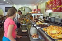 Título do anúncio: Ótimo Restaurante Kilo Lucro R$25.000,00 Garanto No Recibo Centro De São Vicente