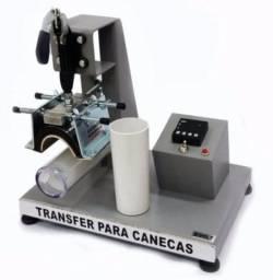 Máquina para transfer semi nova completa