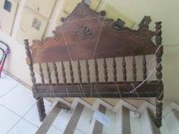 Cabeceira De Casal em Madeira 1,40 m