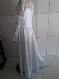 Título do anúncio: Vestido de noiva