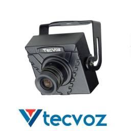 Mini Câmera Tecvoz (420TVL   1/3   3.6mm).
