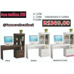 Título do anúncio: Mesa Office Multiuso Últimas Unidades Fazemos Entrega em Goiânia e Aparecida