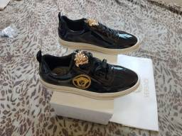 Sapato Versace Novo tamanho 41