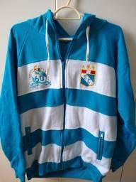Jaqueta Moletom Sporting Cristal Peru