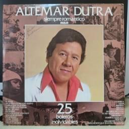 Lp Disco de Vinil Altemar Dutra - Siempre Romantico
