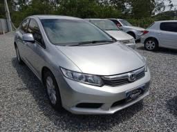 2015* Civic LXS 1.8 Flex  automático