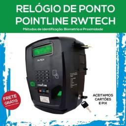 Relógio de Ponto Rwtech Usado