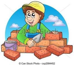 Pedreiro construtor e reformas em geral