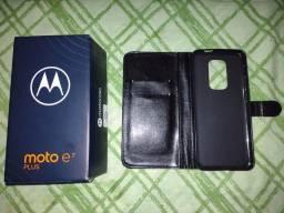 Moto e 7 plus 64gb novo na caixa