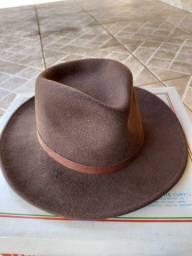 Chapéu de feutro New York