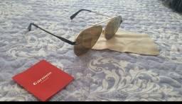 Título do anúncio: Cod-91 Óculos Carmin Dourado