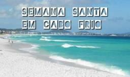 Semana santa em Cabo Frio RJ