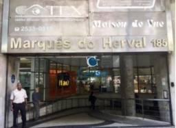 Rio de Janeiro - Conjunto Comercial/Sala - Centro