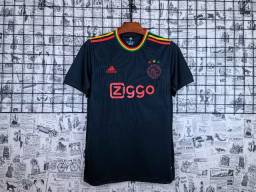Camisa Futebol Ajax