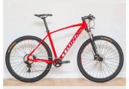Bicicleta trinx x8 pro tamanho 20