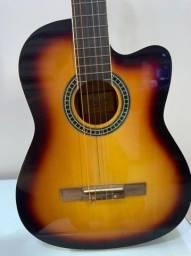 Violao Memphis Ac 60 Nylon