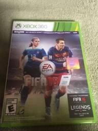 Título do anúncio: FIFA 16 Original para XBOX 360