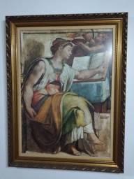 Quadros Pintados a Mão Quadros gregos Decoração Colecionador obras de arte