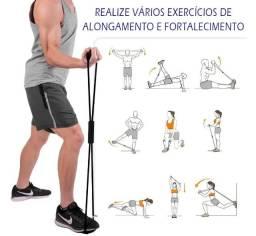 Elástico de Tensão para Exercícios de Vários Grupos Musculares