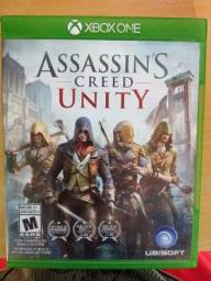 Título do anúncio: Assassins Creed Unity para XboxOne