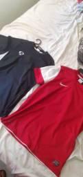 Duas camiseta Nike original tamanho M