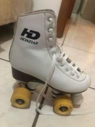 Título do anúncio: patins 4 rodas