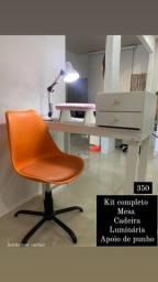Mesa de manicure , kit completo