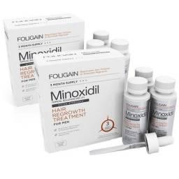 Minoxidil Foligain Importado 2 caixas