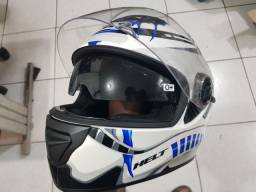 Capacete Helt New Race Glass 58
