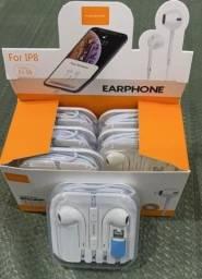 Fone de ouvidos para iPhone