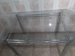 Vende se mesa de vidro