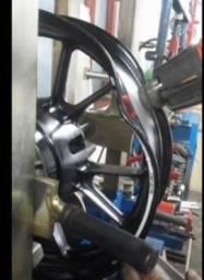 Título do anúncio: Serviço em rodas e pneus