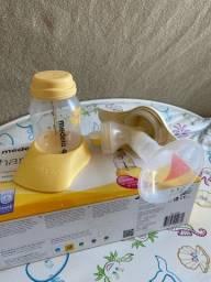 Título do anúncio: Bomba de leite Manual Medela