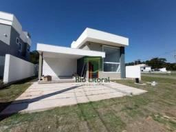 Casa com 3 dormitórios à venda, 170 m² por R$ 680.000 - Extensão do Bosque - Rio das Ostra